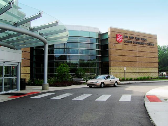 Salvation Army Kroc Community Center